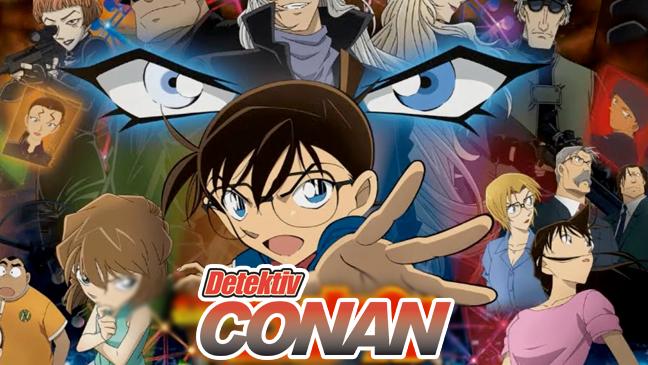 Anime Night Sneak Detektiv Conan Film 20 The Darkest Nightmare