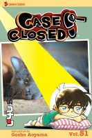 Case Closed Detective Conan Volume 51 USA