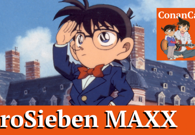 #104: Detektiv Conan bei ProSieben MAXX