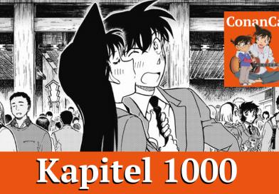 #109: Kapitel 1000 – Ran und Shinichi in Kyoto
