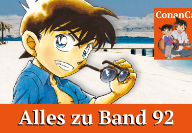 Alles zu Band 92 | ConanCast #112