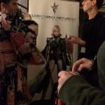 ConanNews.org beim 'Meet & Greet' von Square Enix