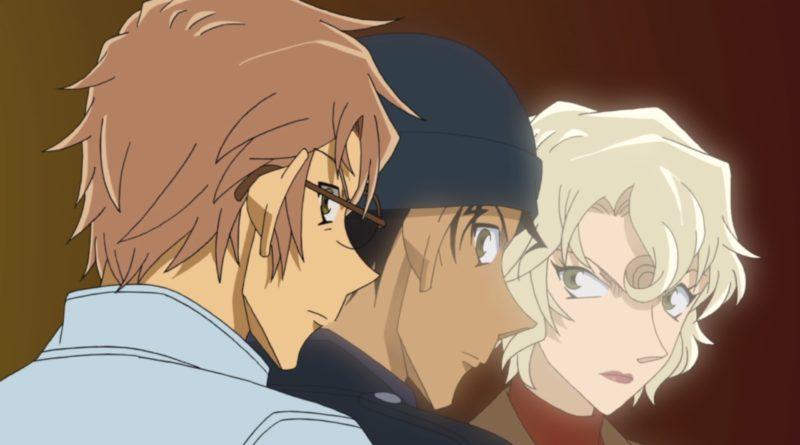 Subaru Okiya Akai Shuichi und Mary Sera, Episode 1020