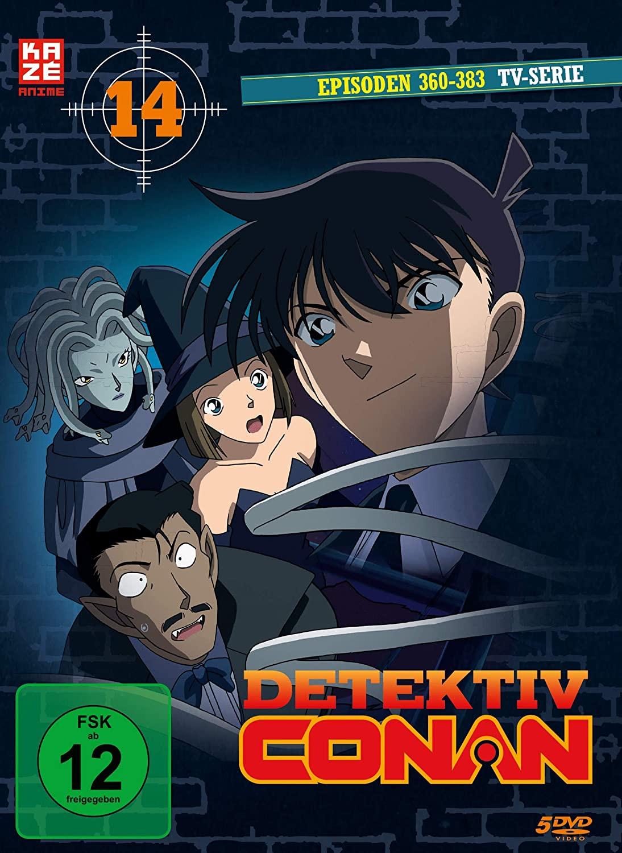 Detektiv Conan DVD-Box 14