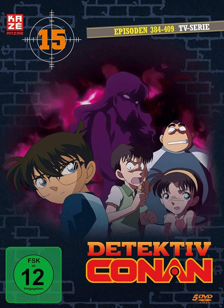 Detektiv Conan DVD-Box 15