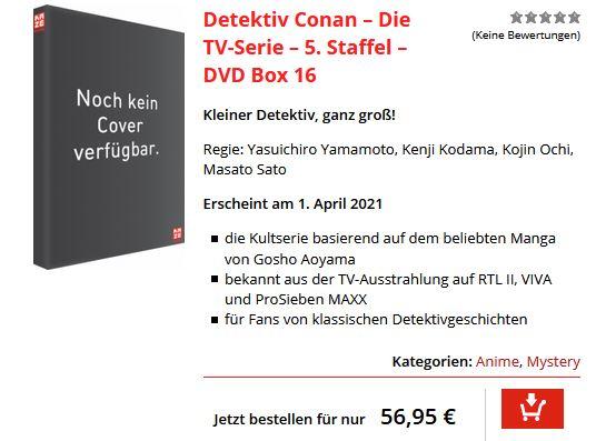 DVD Box 16