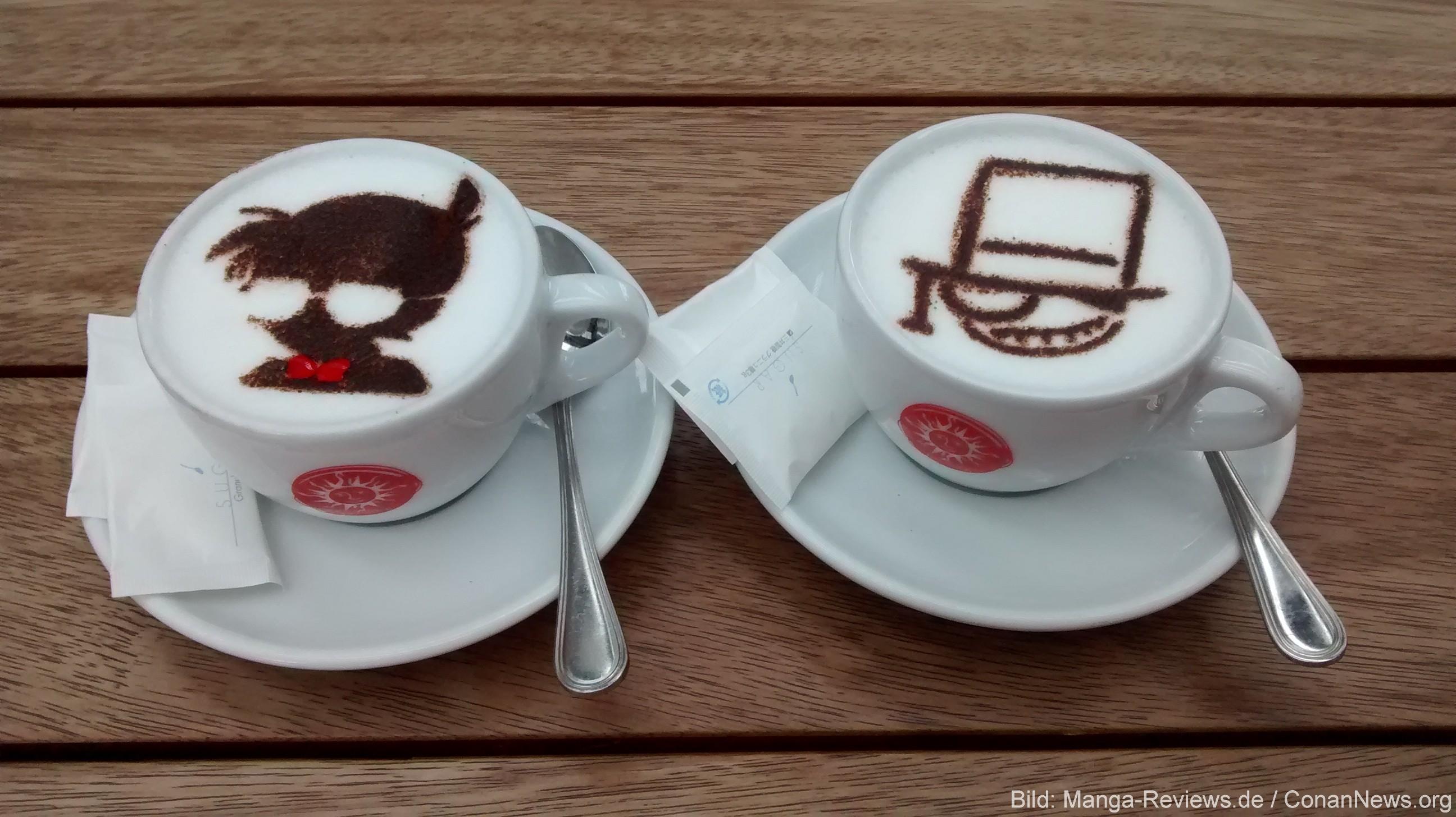 Detective Conan Café