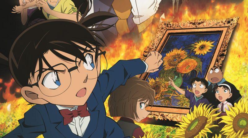 Detektiv Conan 19 Film Die Sonnenblumen des Infernos Beitragsbild