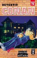 Vorläufiges Cover zu Detektiv Conan Band 79