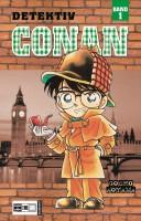 Detektiv Conan Band 1 Deutschland