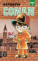Detektiv Conan Band 1 E-Manga