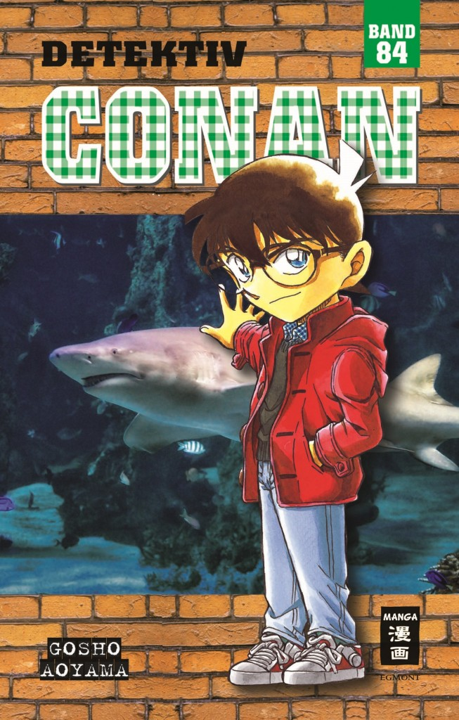 Detektiv Conan Band 84