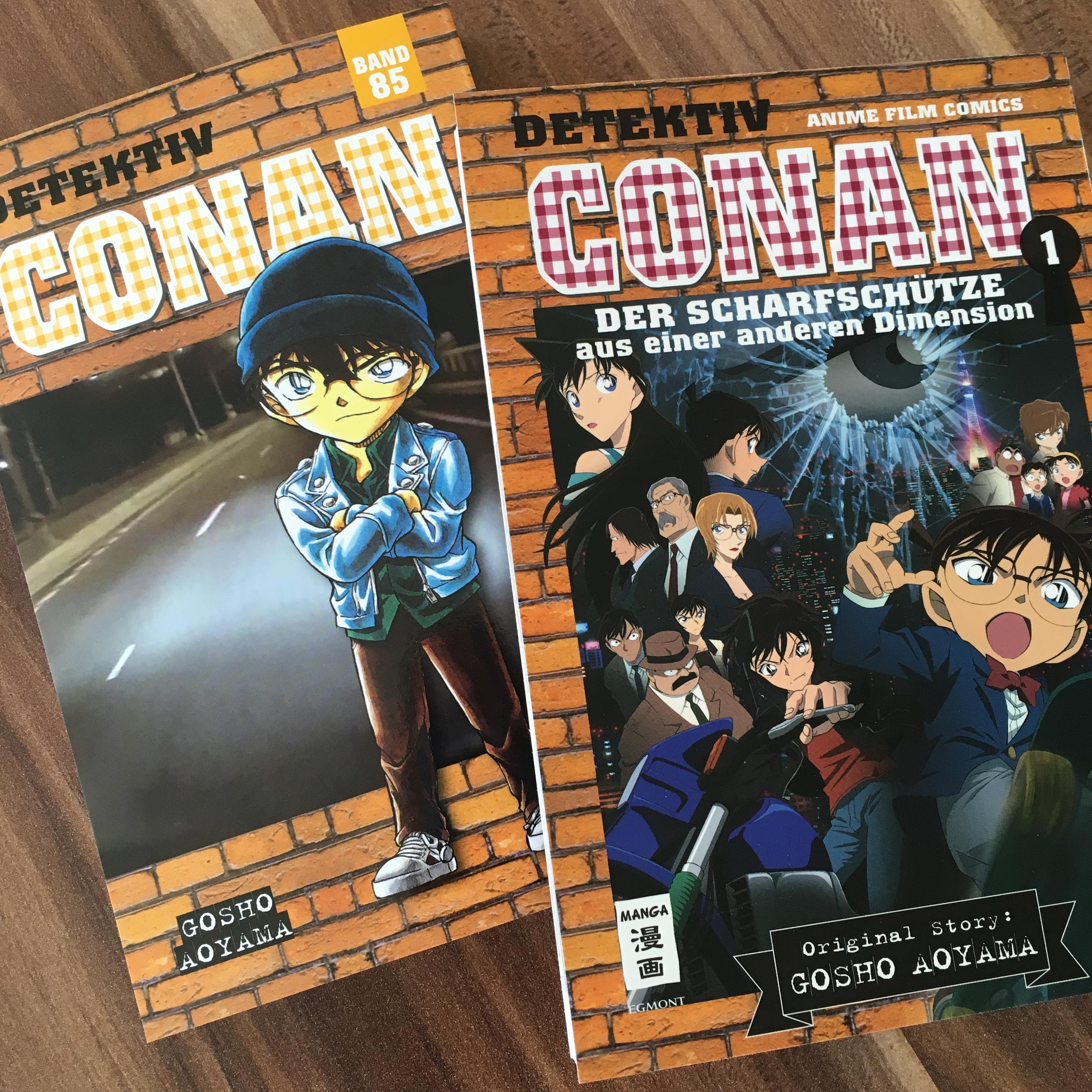 Detektiv Conan Band 85 Der Scharfschütze aus einer anderen Dimension 1