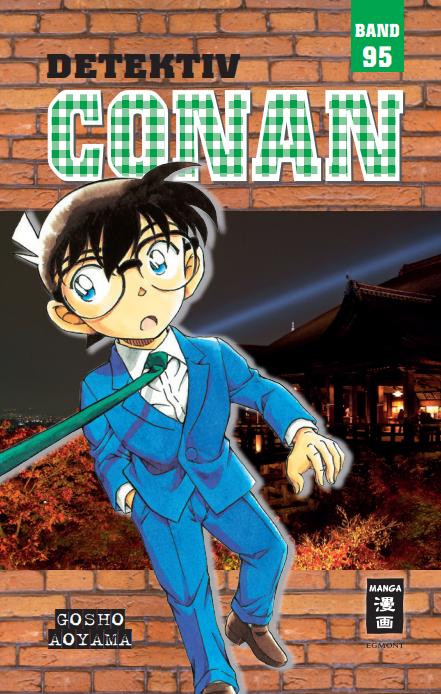 Detektiv Conan Band 95