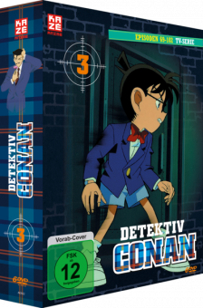 Detektiv Conan DVD-Box 3