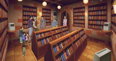 Detektiv Conan Episode 1023: Die alte Buchhandlung, in der man eine Dampfpfeife hört 3