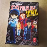 Detektiv Conan FBI Selection Gewinnspiel