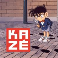 Detektiv Conan-Interview mit Kazé