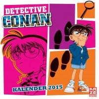 Detektiv Conan Kalender 2015