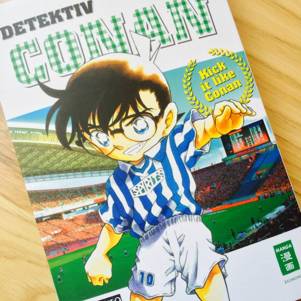 Detektiv Conan Kick it like Conan
