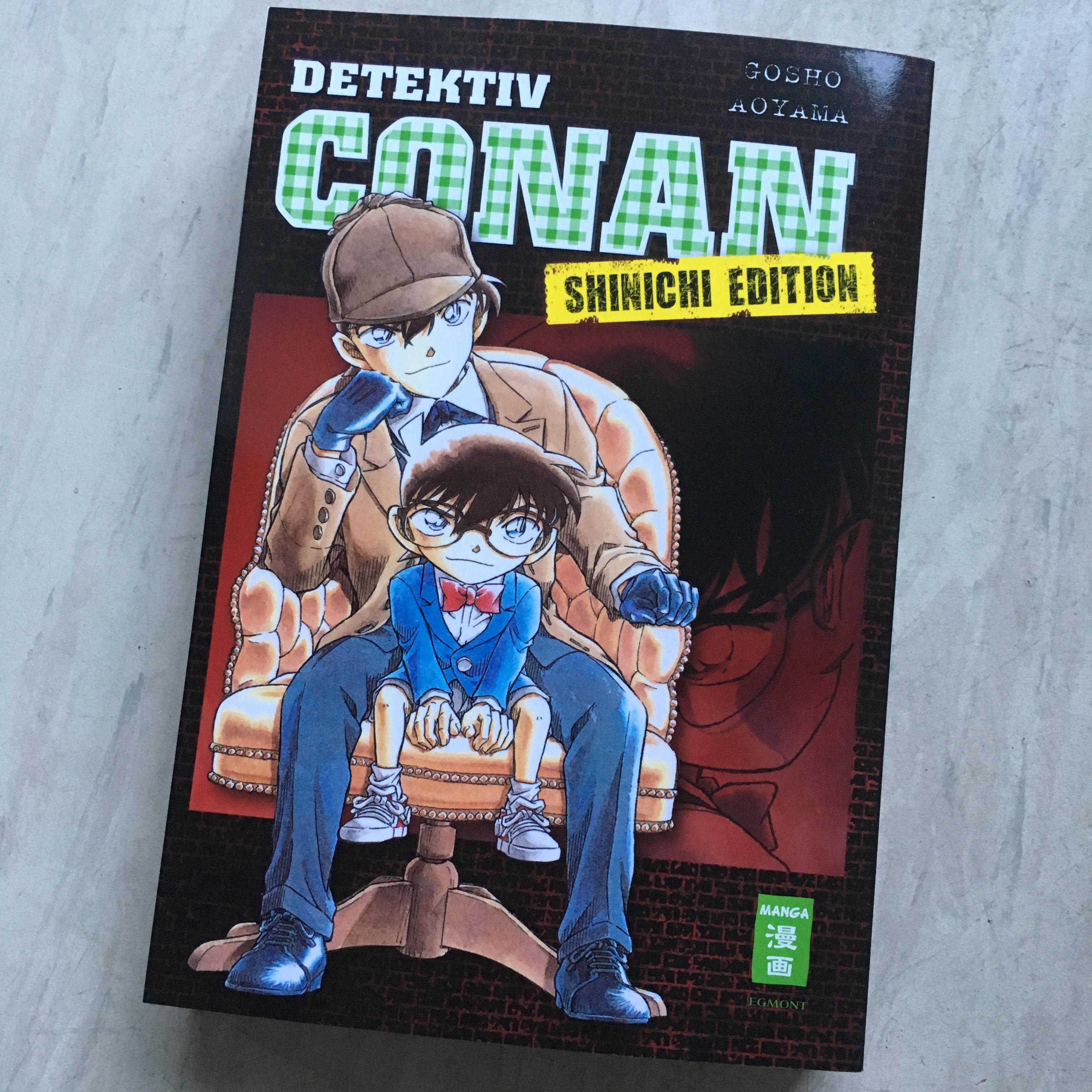 Detektiv Conan Shinichi Edition