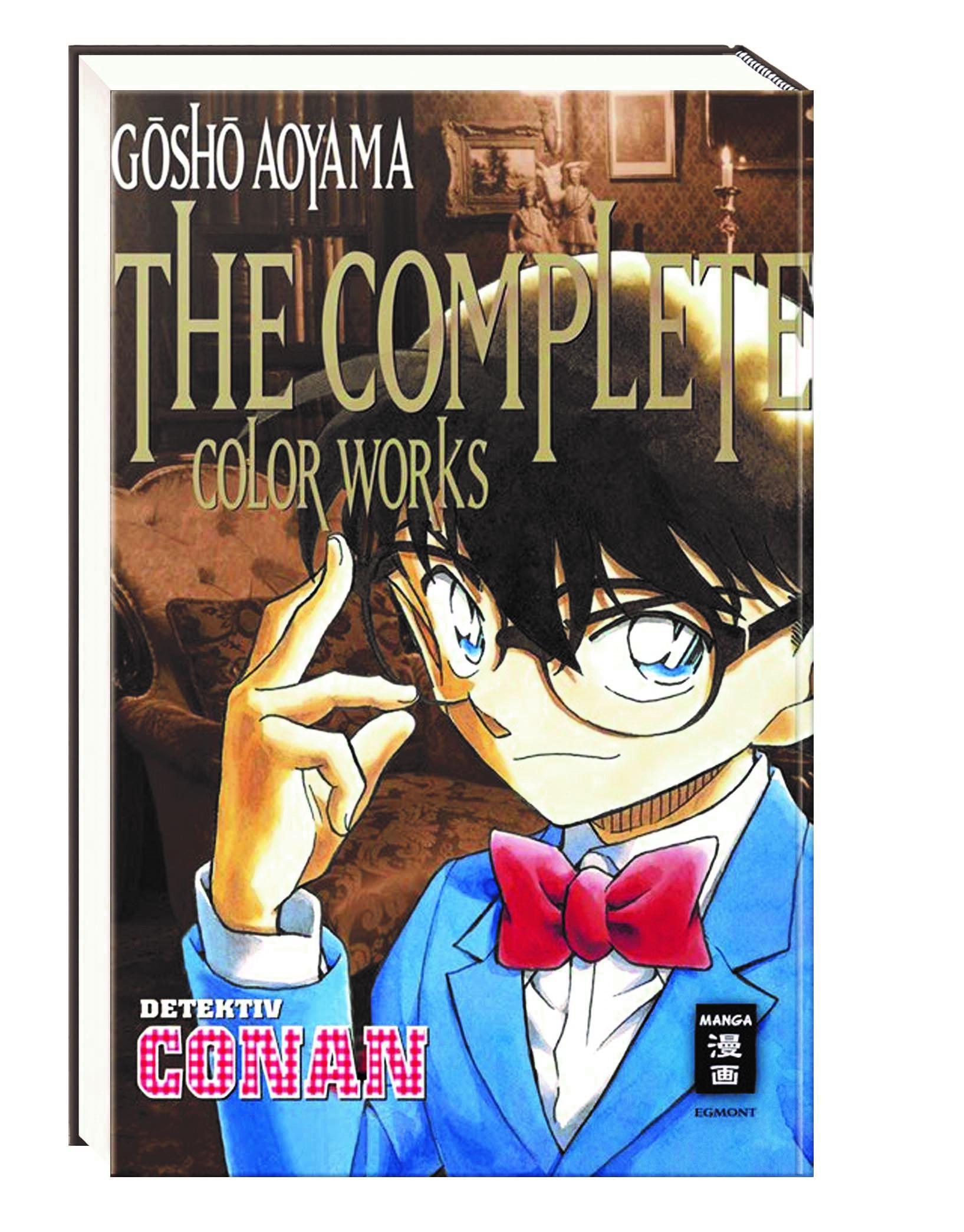 The Complete Color Works: Vorläufiges deutsches Cover