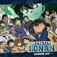Detektiv Conan-Wandkalender 2015
