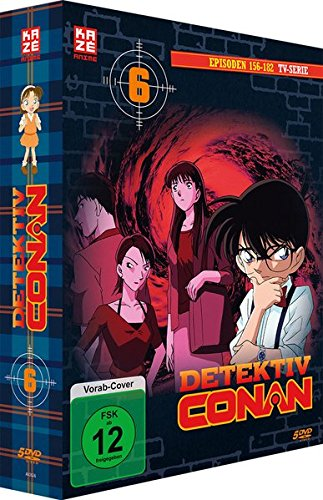 Detektiv Conan DVD-Box 6