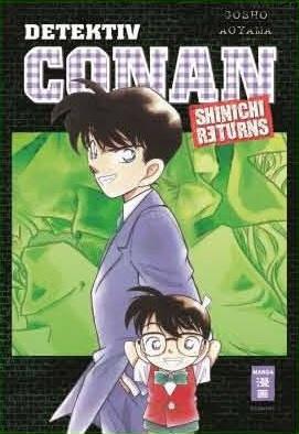 EMA Frühjahr 2016 Detektiv Conan Shinichi Returns