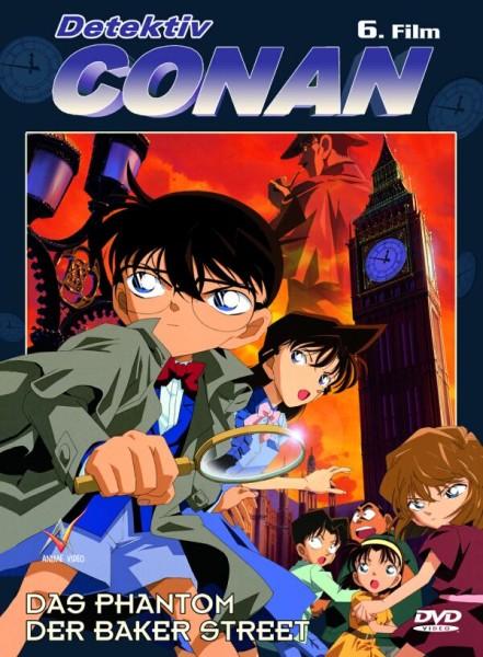 Detektiv Conan Filme Serien Stream