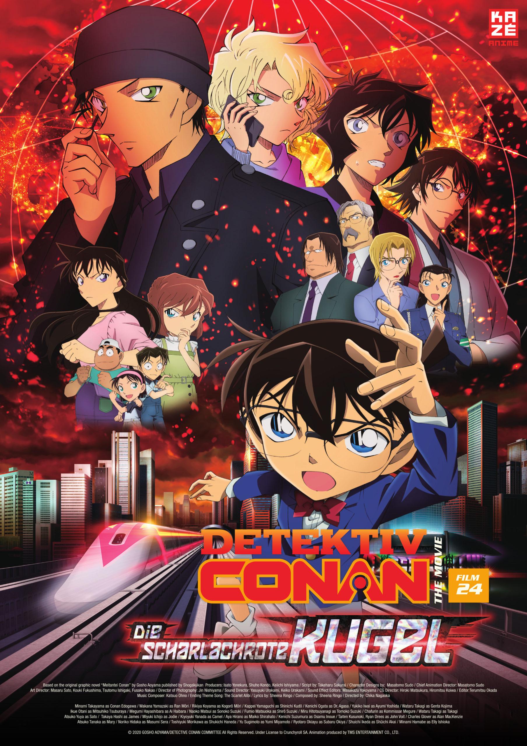Detektiv Conan Film 24 verschoben