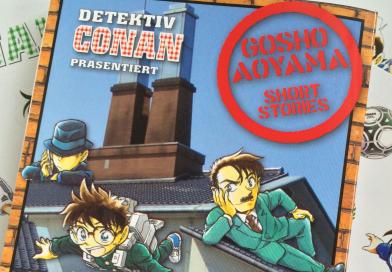 ConanCast #85: Gosho Aoyama Short Stories auf dem Prüfstand!