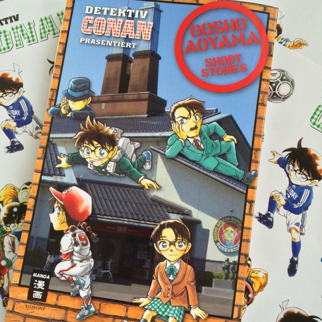 Detektiv Conan präsentiert Gosho Aoyama Short Stories