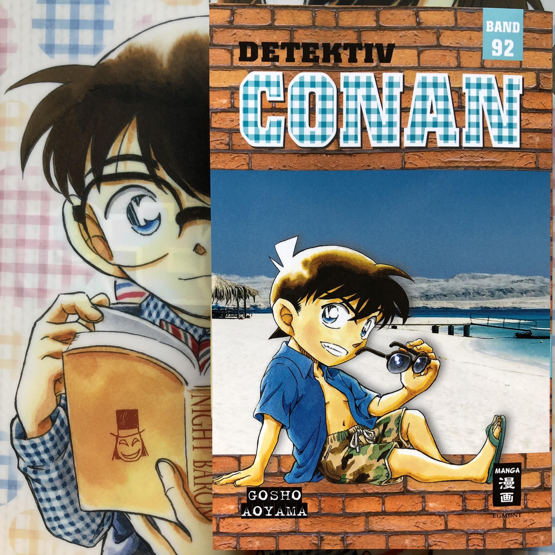 Detektiv Conan Band 92