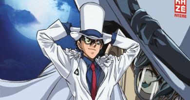 Magic Kaito Kid the Phantom Thief Sammelschuber Beitragsbild