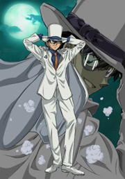Magic Kaito Kid the Phantom Thief
