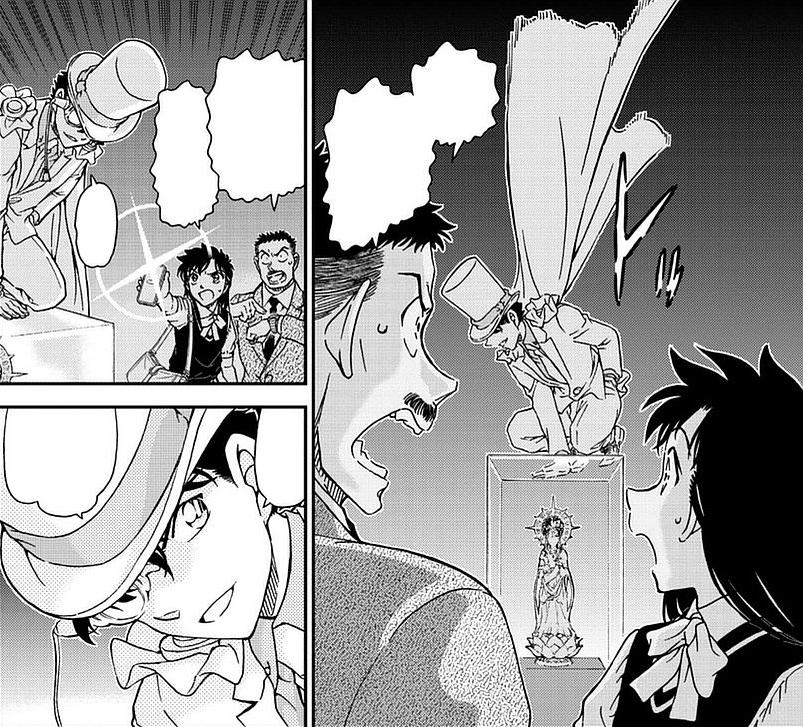 Magic Kaito Kapitel 34