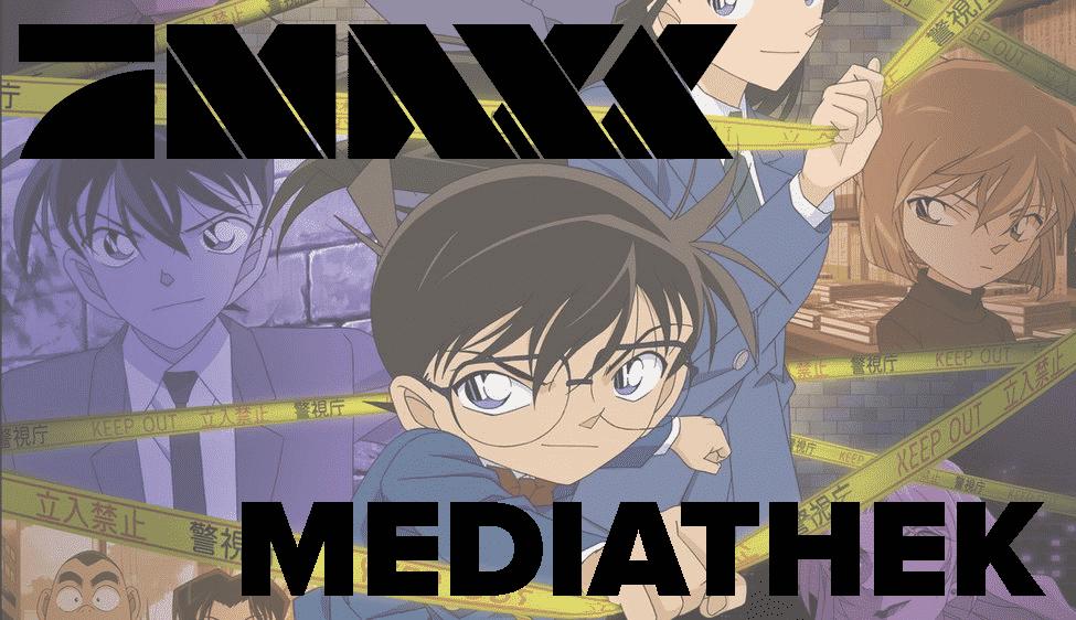 Detektiv Conan in der ProSieben MAXX Mediathek