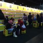 Stand von Egmont Manga auf der Leipziber Buchmesse 2014