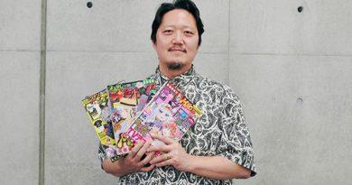 Chefredakteur der Weekly Shonen Sunday