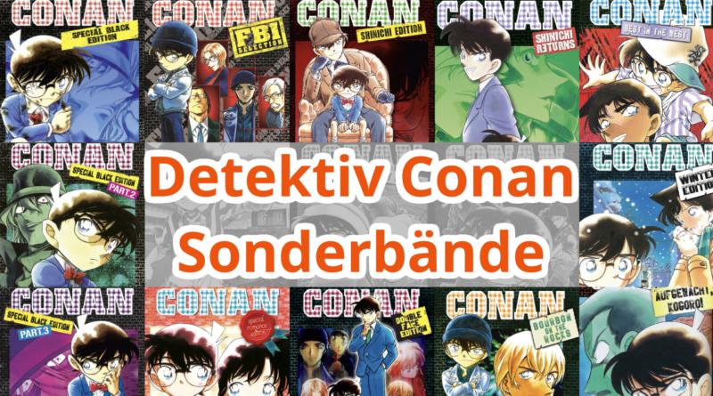 Welcher Detektiv Conan Sonderband lohnt sich am meisten?