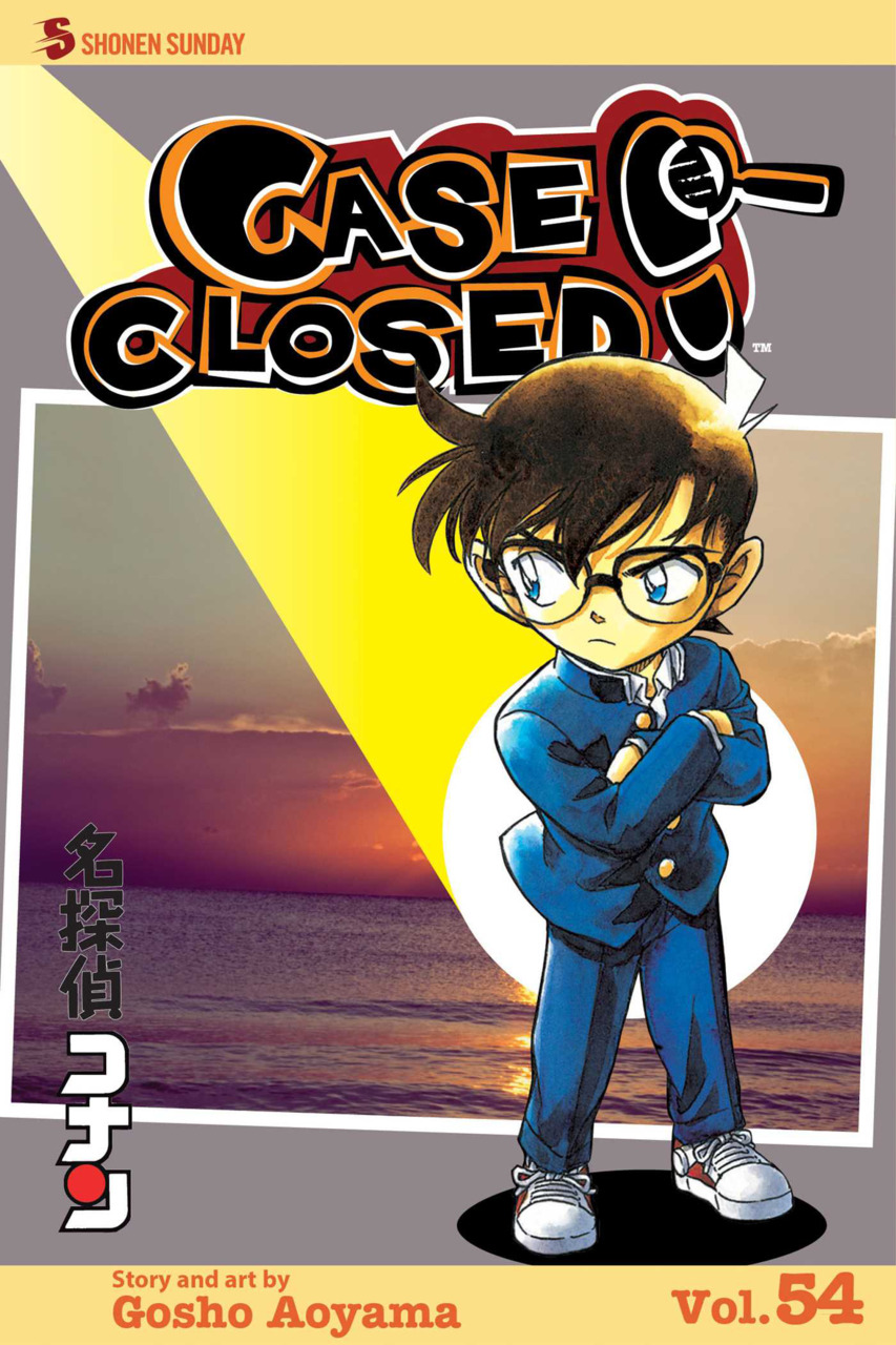 case closed volume 54