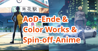 Spin-off-Anime
