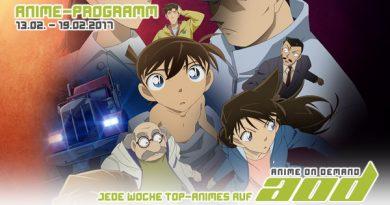 Das Verschwinden des Conan Edogawa
